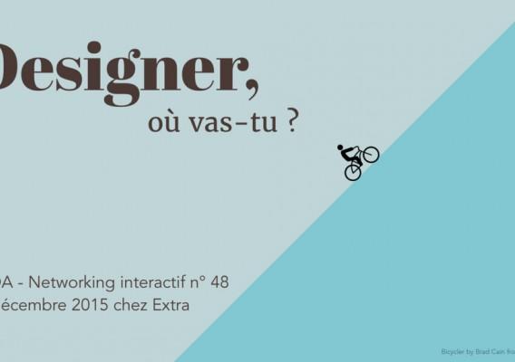 Designer, où vas-tu ? ?>